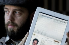 Man uses iPad to cross US border (or does he?)