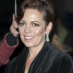 Olivia Colman, who plays Thatcher's daughter Carol.