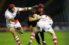 Impressive Ulster secure bonus-point victory over Edinburgh