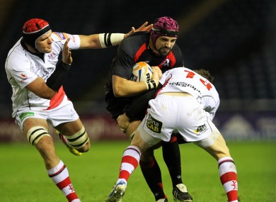 Ulster secured the bonus point to take them to fifth spot in the RaboDirect Pro12.  