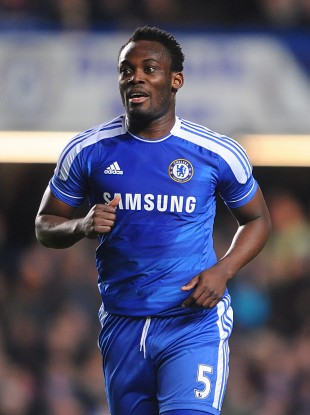 Chelsea will welcome the return of Michael Essien.