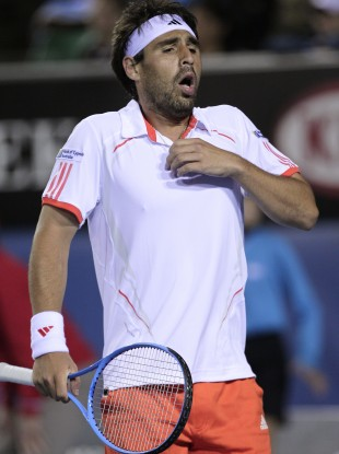 There may have been method to Baghdatis' madness after all.