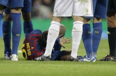 I'm sorry for El Clasico stamp on Messi, says Pepe