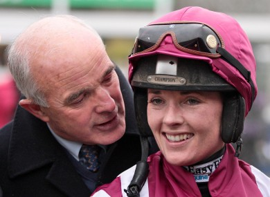 Katie Walsh's win on Seabass made difference.
