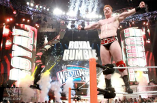 Cabra man 'Sheamus' wins WWE Royal Rumble