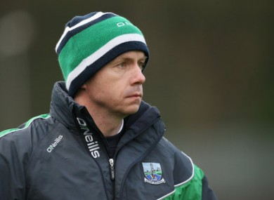 Peter Canavan will have been pleased with his side's performance.