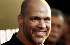 Former WWE star Kurt Angle's unlikely London 2012 bid