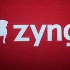 Zynga, the games maker, which makes browser-based gaming and application widgets for sites like Facebook accounts for 12 per cent of the company's business. (Photo: AP Photo/Jeff Chiu)