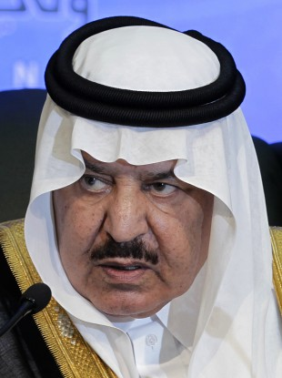 File: Saudi's new Crown Prince Nayef bin Abdul-Aziz