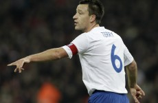 Stripped: John Terry loses England captaincy again