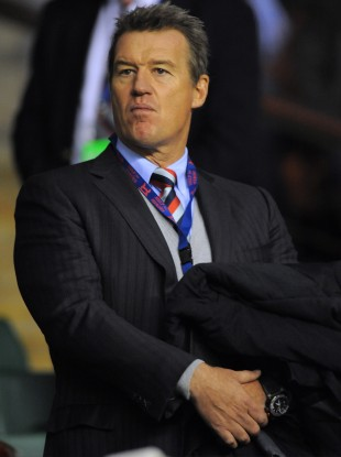 John Kirwan: wants to stay in Europe. 