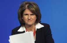 "Joan Burton says rent supplement review a ""positive"" move"
