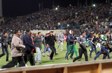 Report blames police negligence for 74 deaths at Egyptian stadium