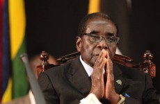 "Mugabe says he is ""fit as a fiddle"" and compares himself to Jesus"