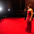 Penelope Cruz arriving for the 2012 Orange British Academy Film Awards at the Royal Opera House, Bow Street, London.
