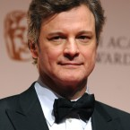 Prince Charming, aka Colin Firth, came to the rescue for Meryl Streep after she lost her stiletto on the way to collect her gong for Best Actress.