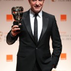 Jean Dujardin - winner of Best Actor for his role in The Artist