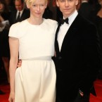 Tilda Swinton and Tom Hiddleston