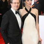Gary Oldman and partner
