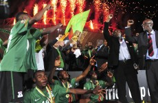 Heroes' welcome: Zambian champions returns home after African Cup win