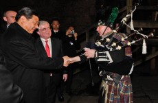 Why do China's leaders love visiting Shannon?