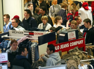 The traditionally strong January sales season let retailers down this year, as the value of sales fell compared to last year despite the rise in VAT.