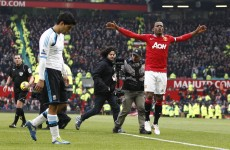 Drawing a line: No action from FA over Old Trafford fracas