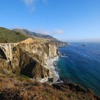 Built in 1932, this bridge meant that residents of the Big Sur area were not cut off during the winter, when the usual road would become impassable.