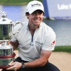 In November, McIlroy beat Anthony Kim to win the Shanghai Masters, a non-sanctioned event.
