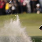 McIlroy finished the year with another win, chipping in from a greenside bunker on the 18th hole to win the Hong Kong Open by two shots from Gregory Havret.