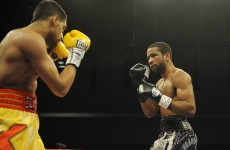Lamont Peterson ready for Khan rematch