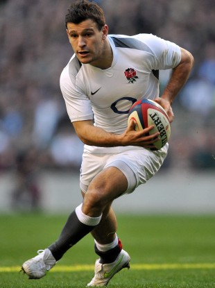 England's Danny Care in action.
