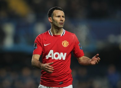Ryan Giggs: damages claim. 