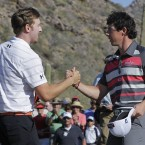 McIlroy started 2012 as world number three behind Luke Donald and Lee Westwood. A win at last weekend's World Match Play Championship would've moved him to number one, but he was beaten 2&1 in the final by Hunter Mahan.