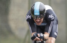 Wiggins takes yellow on day two of Paris-Nice
