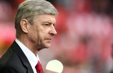 Salt in the wounds as Wenger charged for improper conduct