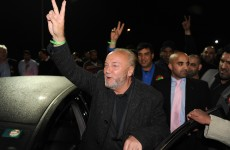 Anti-war campaigner Galloway claims by-election win in 'Bradford Spring'