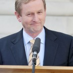 """Last May, Ireland was visited by two awesome people. President Barack Obama and Queen Elizabeth II."" – high praise for two high-profile visitors to Ireland last year by Taoiseach Enda Kenny in Washington on his St Patrick's visit."