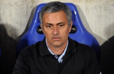 Jose Mourinho bat his eyelids at old club Inter again