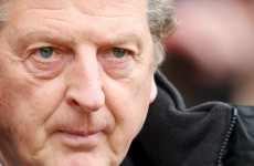 Woy for England? He says he'd jump at the chance to succeed Capello