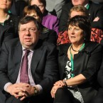 Former Taoiseach Brian Cowen. Photo: Laura Hutton/Photocall Ireland