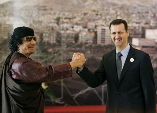 Mideast Syria Assad's Transformation