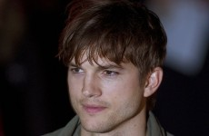 Ashton Kutcher wants to be a space cadet