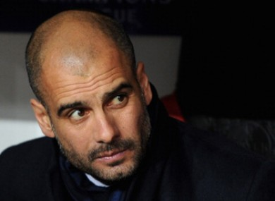 Guardiola has dismissed comparisons between himself and Mourinho.