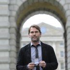 Seann William Scott contemplates life as a student (Picture: Sasko Lazarov / Photocall Ireland)