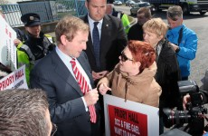 Kenny holds ad hoc meeting with Priory Hall residents – but promises little