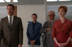 Catching up with Mad Men… through Post-it notes