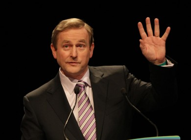 The Taoiseach wants Europe's new bailout fund to be able to lend to banks - but won't stop the current version from being ratified first.