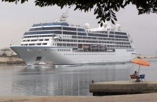 Cruise ship heads for Malaysian port after being stranded for 24 hours