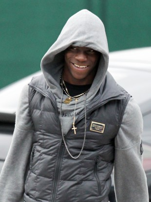 Balotelli has consistently been the subject of controversy since joining City.